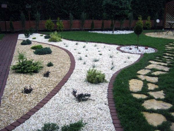 Superb Gravel Landscaping Ideas