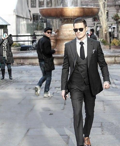 70 Grey Suit Styles For Men Clic