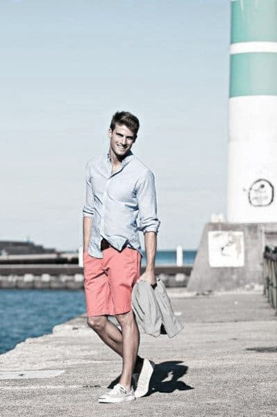 Superb Male Summer Outfits Style Design Ideas