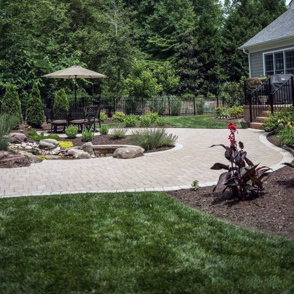 Superb Paver Patio Ideas