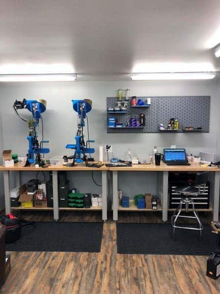 Superb Reloading Bench Ideas