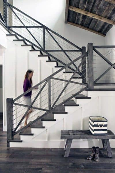 Superb Stair Railing Ideas