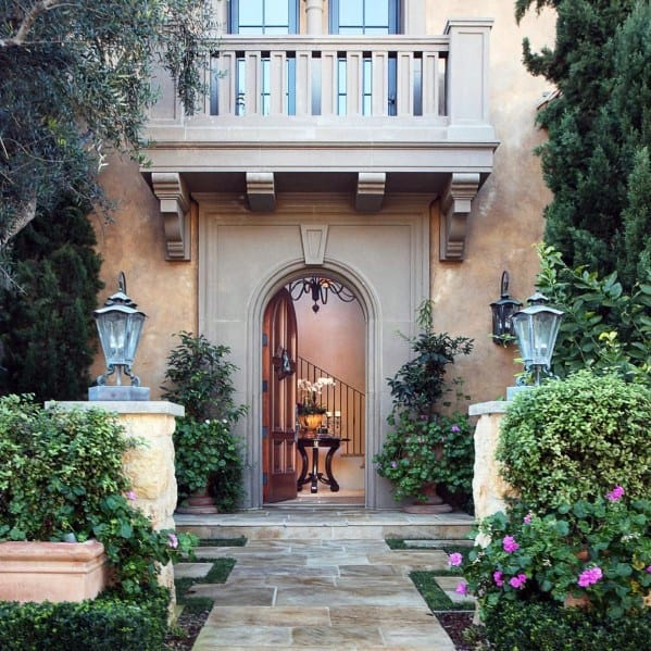 Superb Stone Walkway Ideas