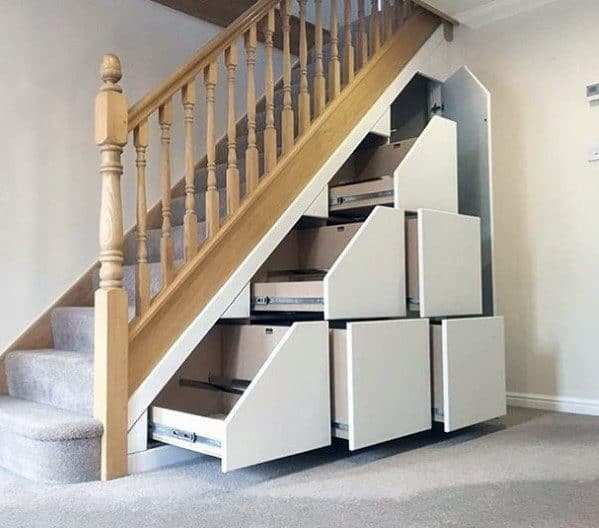Superb Under Stairs Ideas