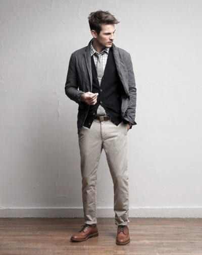 Superb What To Wear With Male Khaki Pants Outfits Style Design Ideas