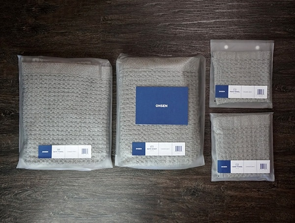 Supima Cotton Onsen Bath Towel Reviews