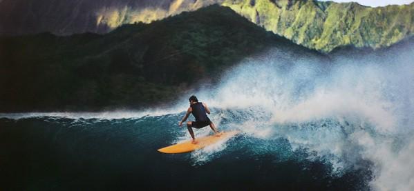 Surf In Hawaii