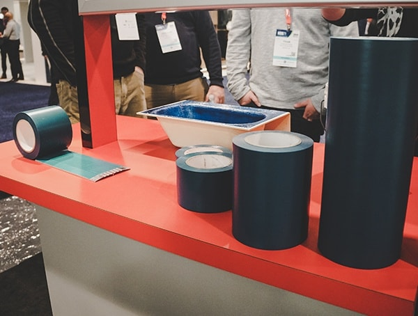 Surface Protection Blue Wrap 2019 Nahb International Builders Show