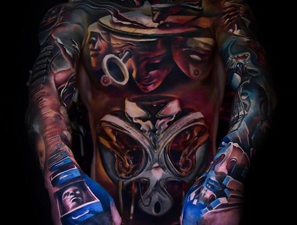 Surrealism Tattoo Styles
