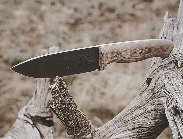 Survival Knife Reviews White River Knife And Tool Ursus 45