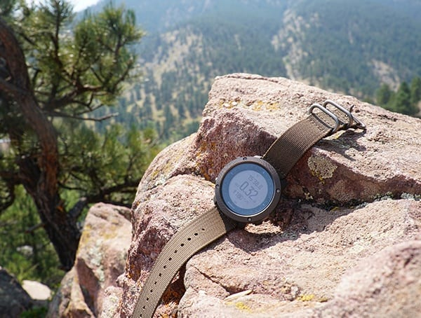 Suunto Traverse Alpha Digital Gps Watch Review Outside