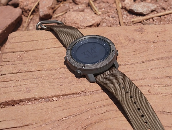 Suunto Traverse Alpha Hunting Watch With Digital Compass