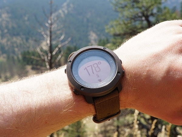 Suunto Traverse Alpha Watch Digital Compass