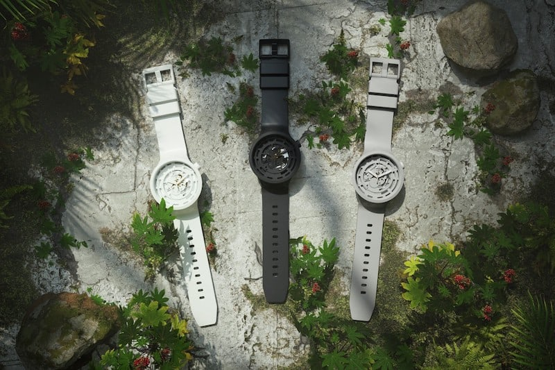 Save the World and Look Good With Swatch's Bioceramic Timepiece