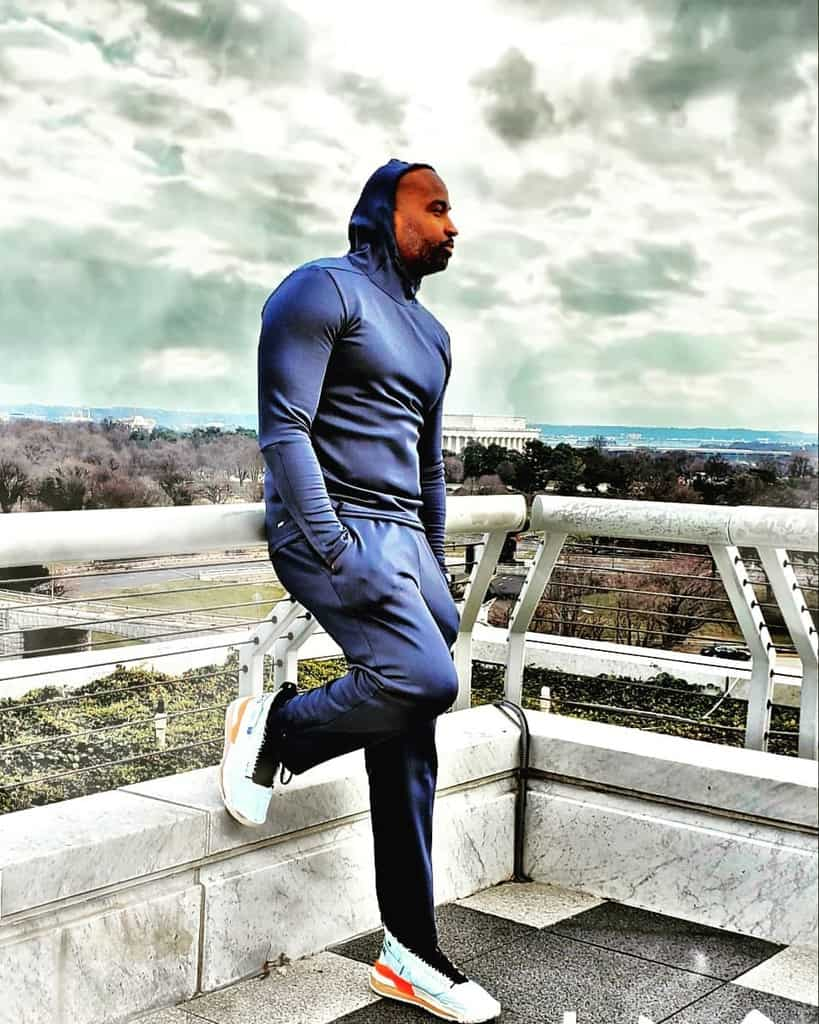Sweat Suit Jogging Outfit