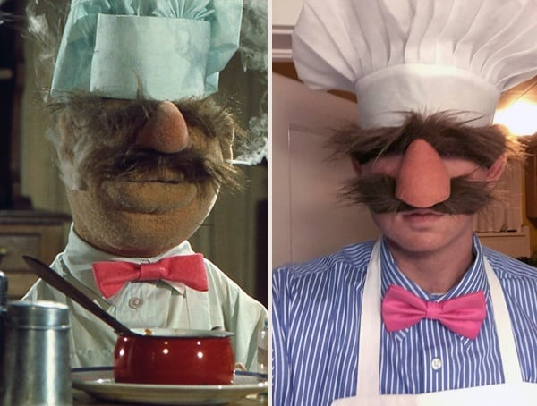 Swedish Chef Best Halloween Costumes For Men