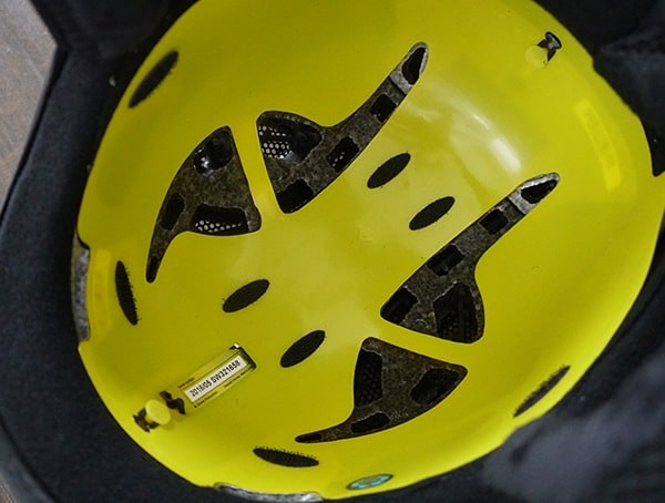 Sweet Protection Grimnir Ii Te Mips Helmet Head Protection System Interior