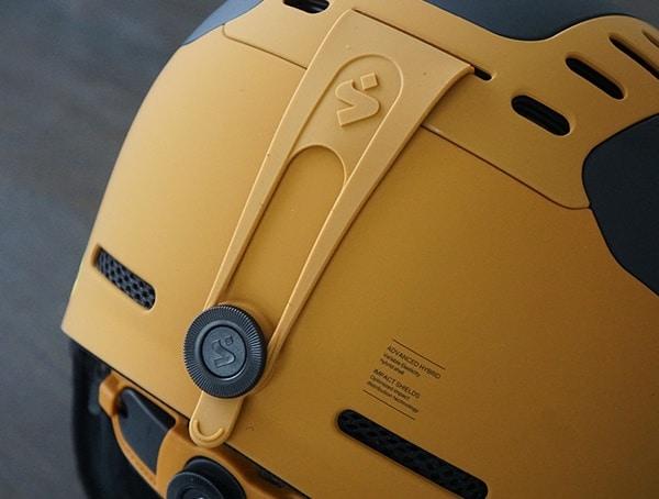 Sweet Protection Switcher Mips Helmet Google Strap On Rear
