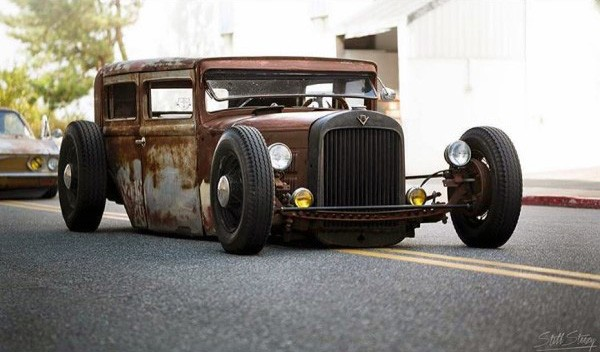 Sweet Rat Rod Ideas