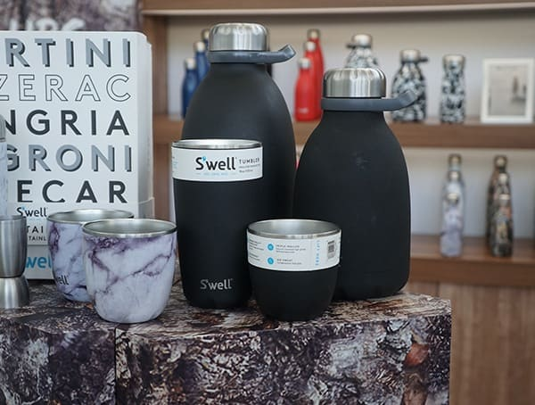 Swell Metal Drinking Containers