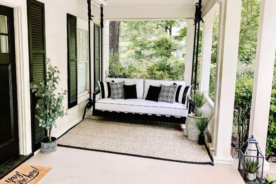 The Top 65+ Porch Ideas – Outdoor Home and Design