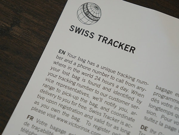 Swiss Tracker Mens Victorinox Architecture Urban Bodmer 14