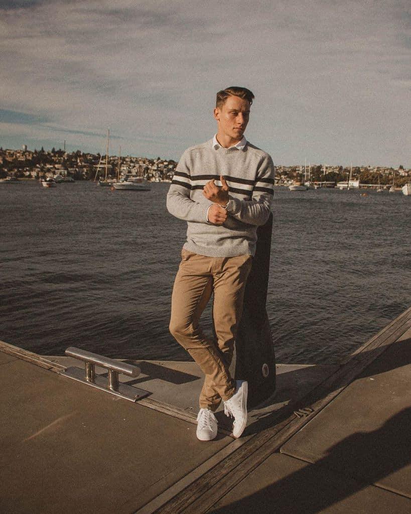Sydney Lifestyle Nautical Fashion