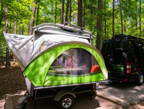 Sylvansport Go Off Road Camper