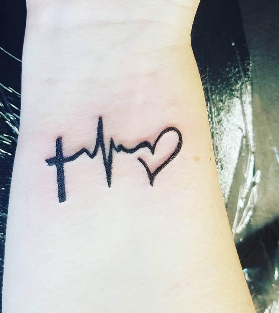 symbolic faith hope love tattoos mayhemkitty_ink