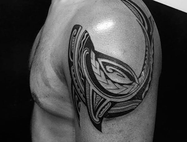 Symbolic Tattoos For Men Shark Meaning