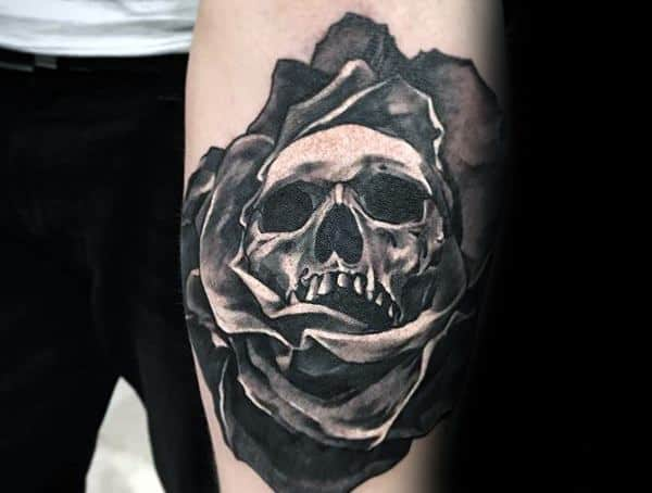 Symbolic Tattoos For Men Skull Meaning