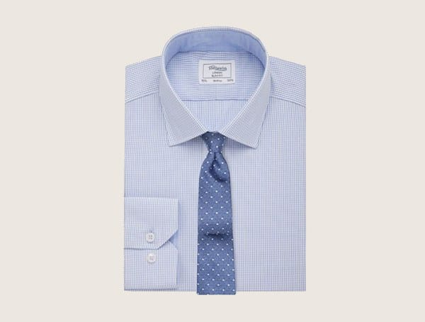 T M Lewin Best Mens Dress Shirt Brands