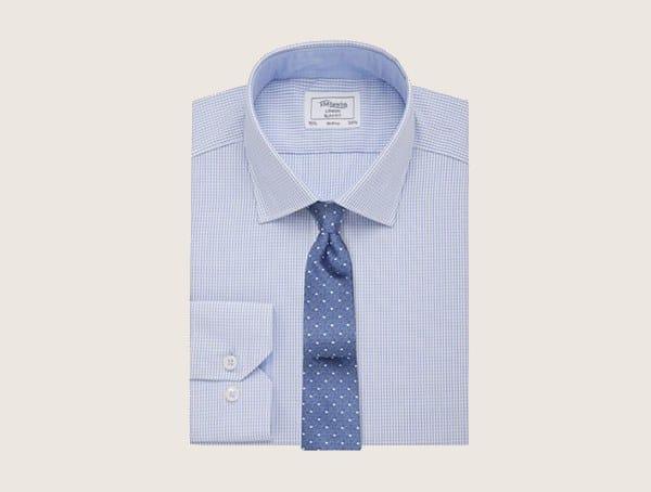T M Lewin Best Mens Dress Shirt Brands