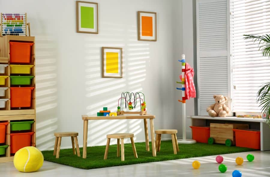 Table And Chairs Playroom Ideas 8