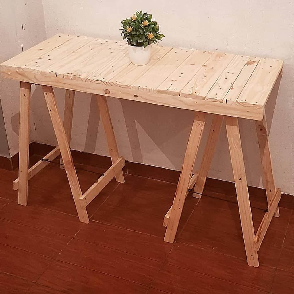 table pallet ideas dlucasartes