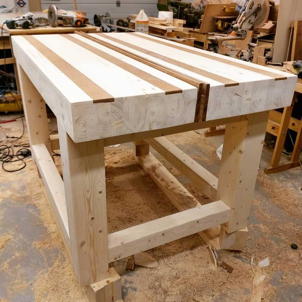 table work bench ideas willysgaragenorway