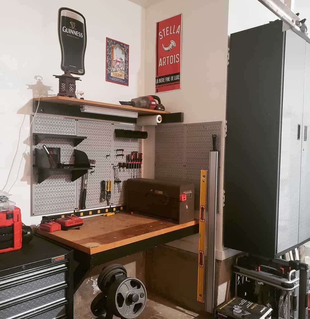 table work bench ideas workoutslayer