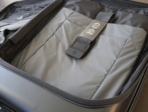 Tablet And Laptop Suitcase Victorinox Spectra 2 0 Dual Access Global Carry On