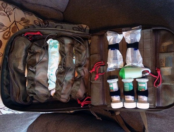 Tactical Baby Diaper Bags For Fathers