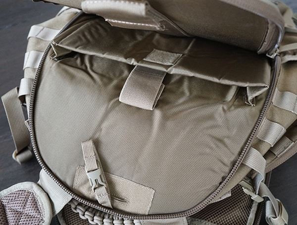 Tactical Backpacks Elite Survival Systems Pulse 24 Hour Inner Compartment