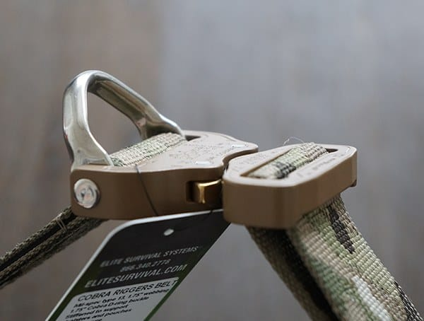 Tactical Belts For Men Multicam Elite Survival Systems Cobra Riggers