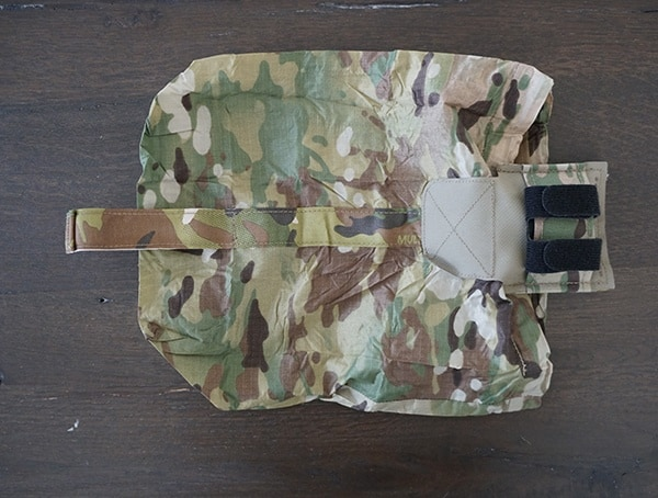 Tactical Blue Force Gear Belt Mounted Dump Pouch Multicam