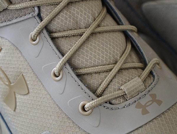 Tactical Boot Laces Detail Mens Under Armour Valsetz Rts 1 5
