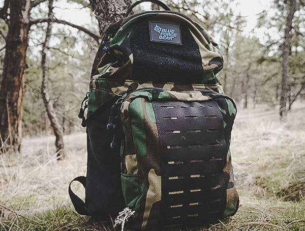Tactical Edc Backpack Reviews Blue Force Gear Tracer Pack Woodland