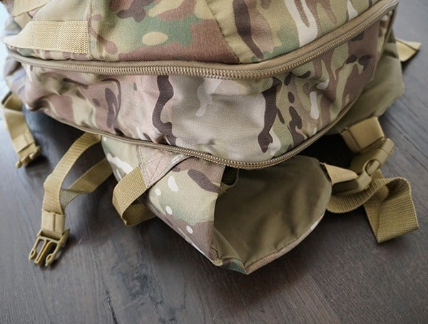Tactical Expandable Backpacks Mercury Tactical 3 Day Strech