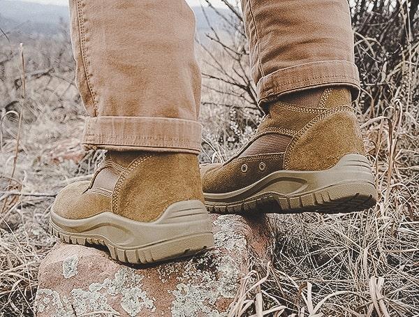 Tactical Mens Combat Boots Od 30 Footwear A3 Coyote
