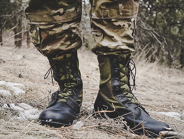 Tactical Mens Footwear Od 30 Footwear Olive Green Jungle Boot Review