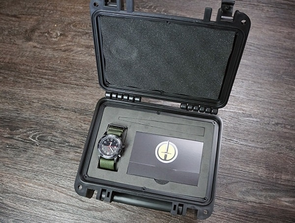 Tactical Mens Watches Mtm Hypertec H 61 Review