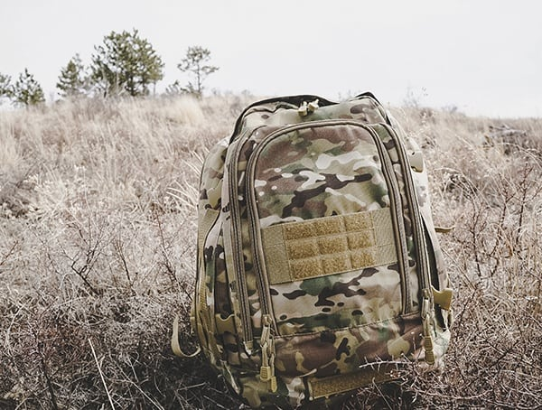 Tactical Mercury Tactical 3 Day Strech Backpack Review