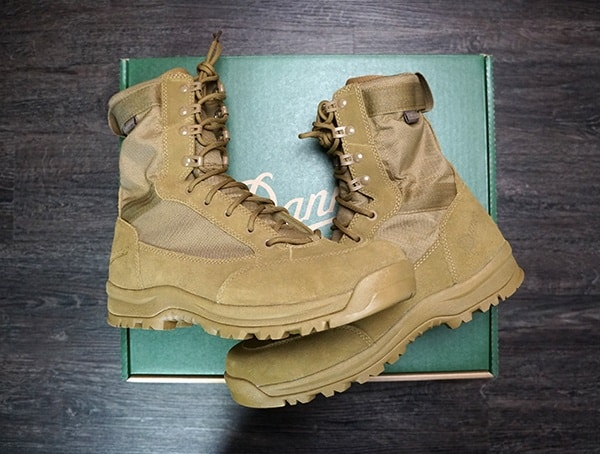 Tactical Military Danner Tanicus Mens Boots Feature
